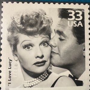 """""""I Love Lucy""""  Postage Stamp """"1999"""""""
